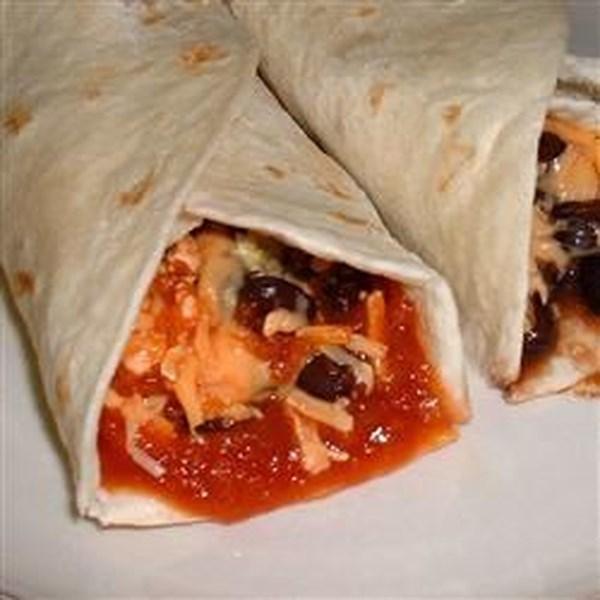 Receita de Burritos de Frank do Café da Manhã