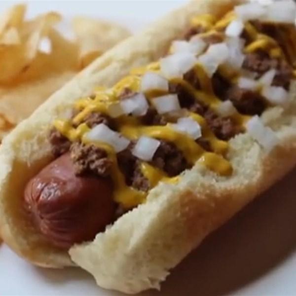 Receita de Cachorro-Quente de Coney Island