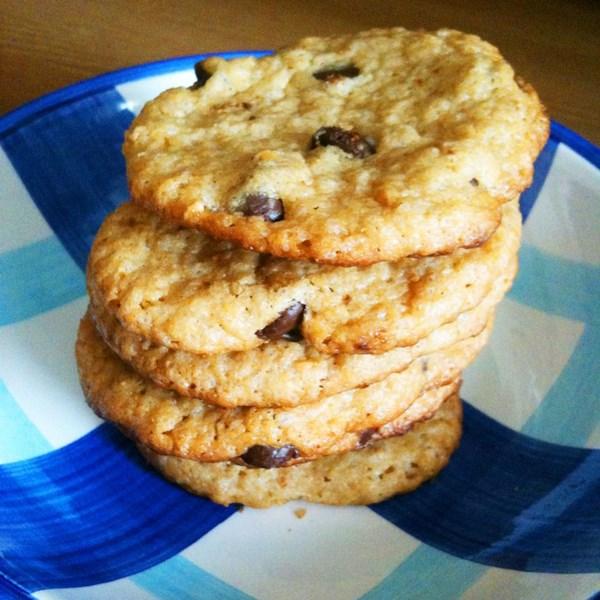 Receita de Biscoitos de Manteiga de Amendoim Sem Glúten