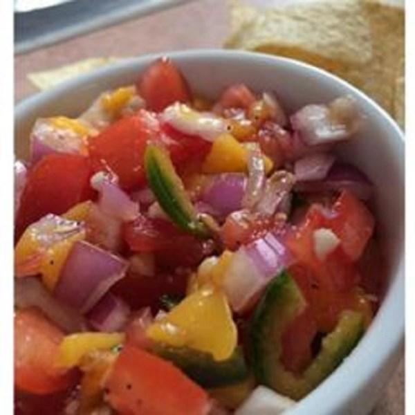 Receita de Salsa Doce Picante