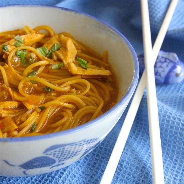 Receita de Sopa Vietnamita La Sa Ga