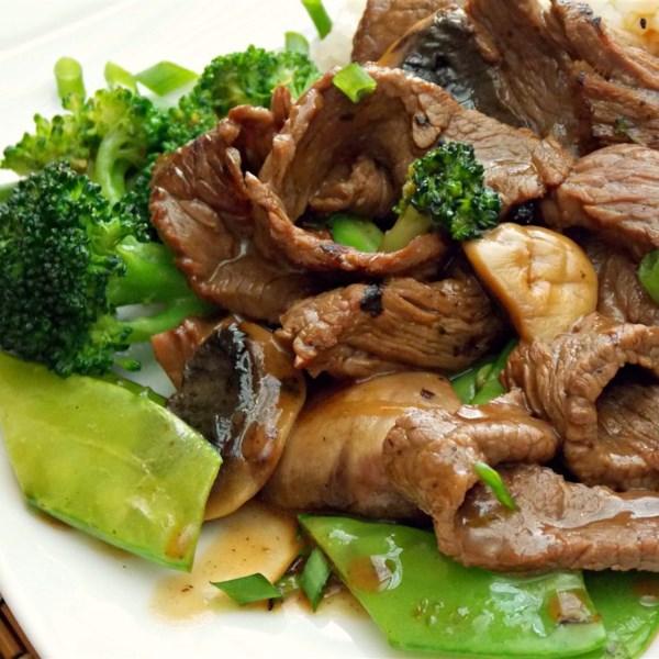 Receita de Carne e Brócolis estilo restaurante jamey
