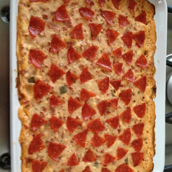 Receita de Pepperoni Dip