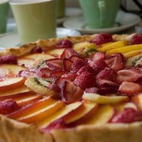 Sem Receita de Torta de Frutas de Habilidade