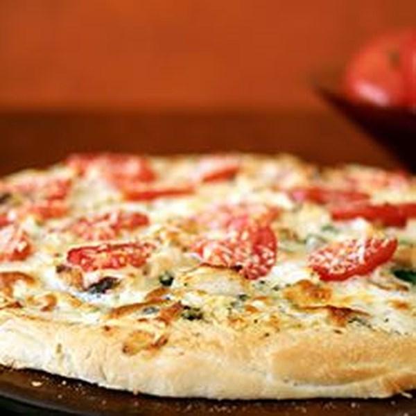 Receita de Pizza Crust I