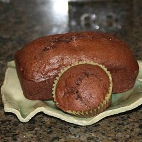 Receita de Pão de Chocolate Amish Friendship