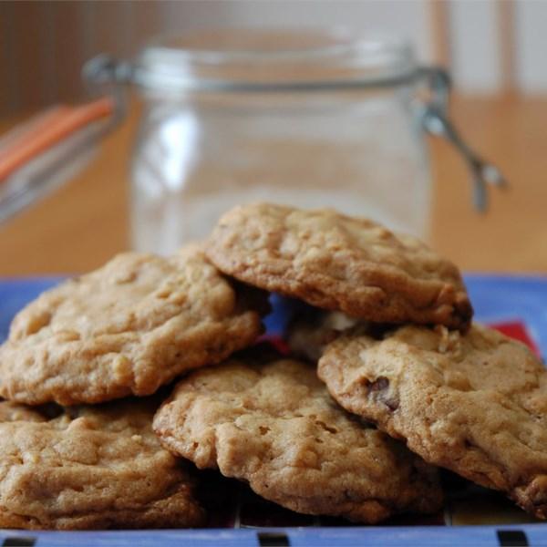 Cookie em uma Receita de Jarra