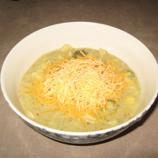 Receita de Creme de Panela Lenta de Sopa de Batata