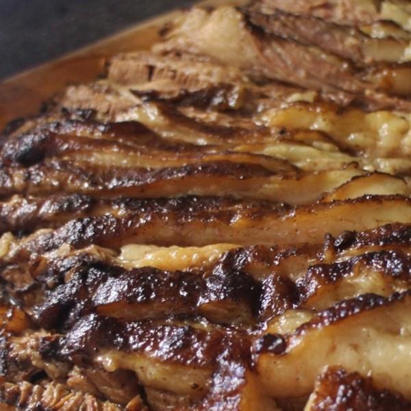 Sensacional Receita de Brisket de Carne Cozida Lenta