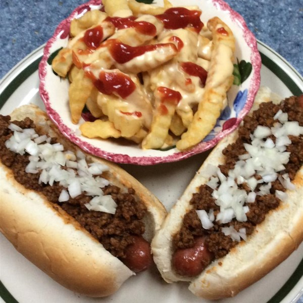 Nova York Sistema Quente Wiener Molho I Receita