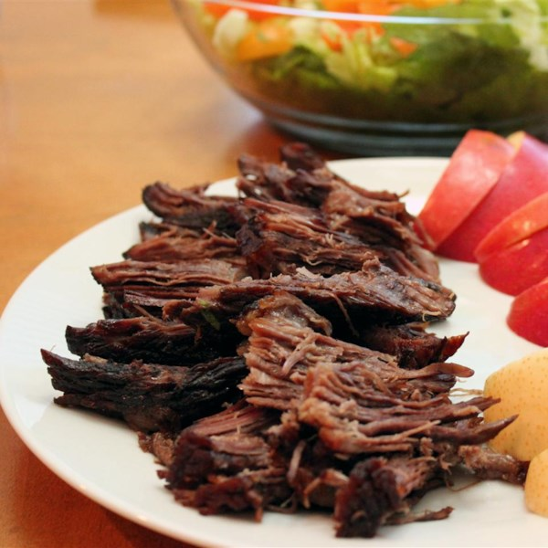 Receita simples de tacos macios de carne bovina coreana cozida sinuosa
