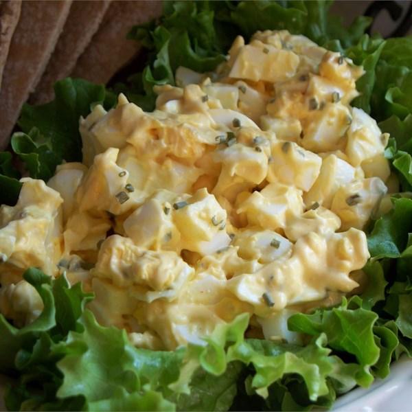 Deliciosa Salada de Ovo para Sanduíches Receita