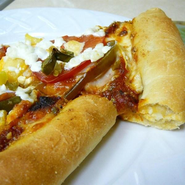 Receita de massa de pizza no estilo de Nova York