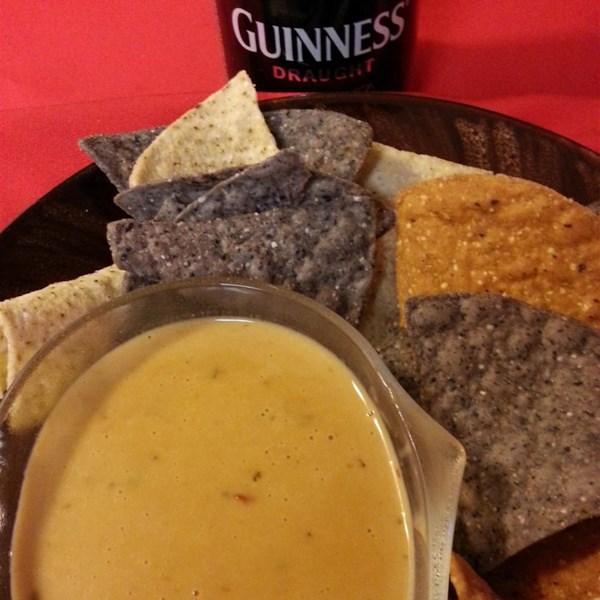 Receita de Molho de Queijo ® Guinness