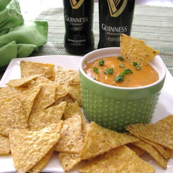 Receita de Molho de Queijo de Cerveja Guinness(R)