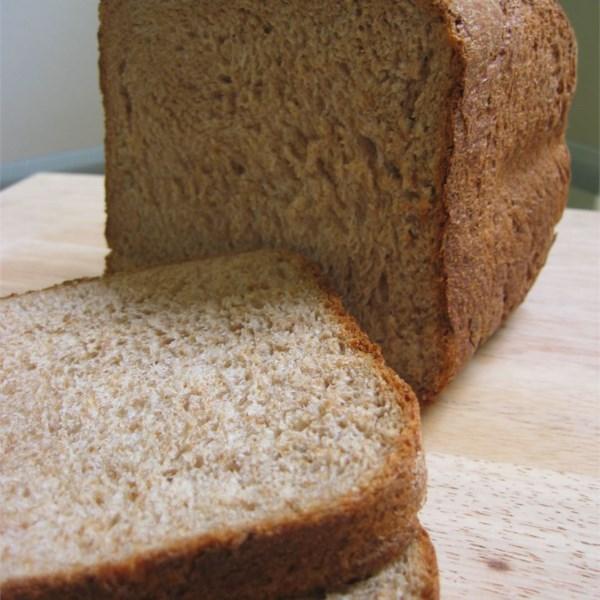 Receita de Pão de Mel de Trigo Integral