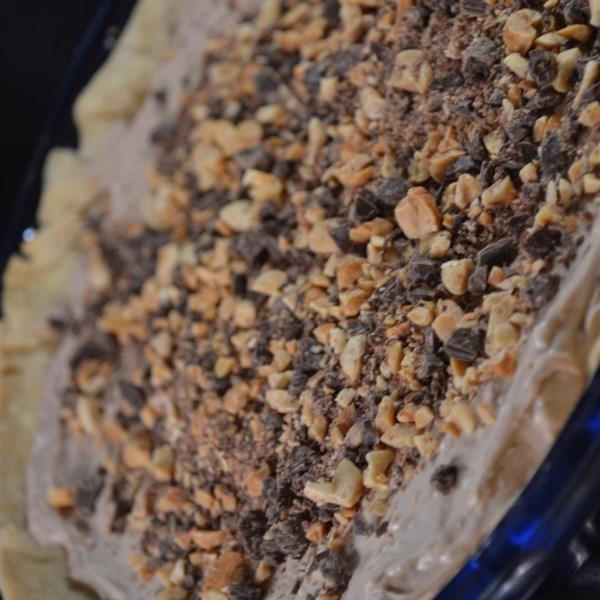 Receita de Torta de Manteiga de Amendoim de Chocolate III