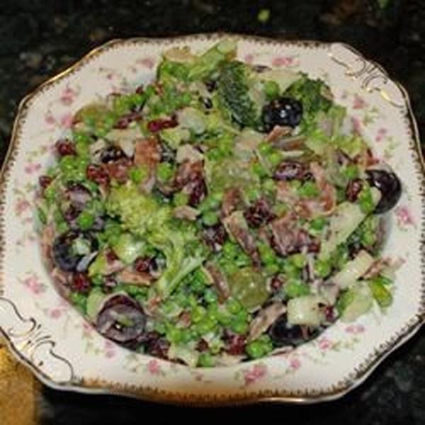 Receita de Salada de Piquenique Vegetariano Cru