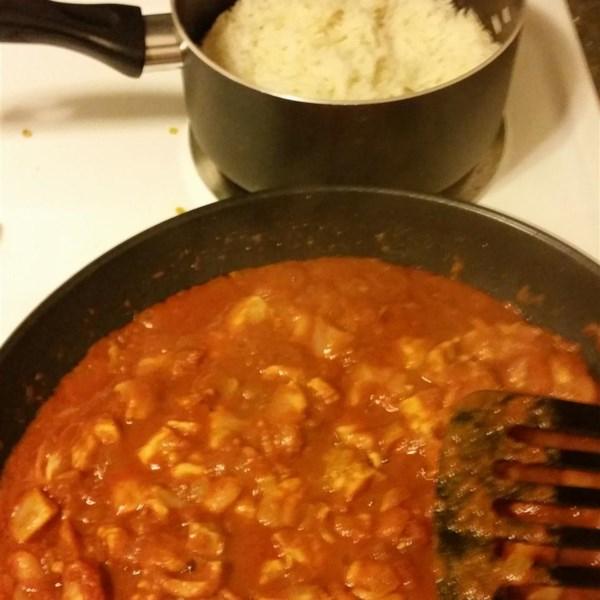 Receita de Curry de Marajá