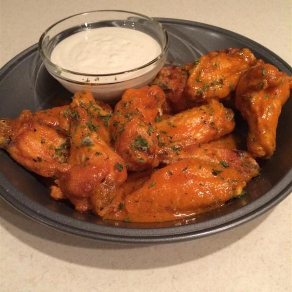 Scott's Coast-to-Coast Famous Chicken Wings Recipe