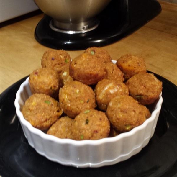 Receita de Quinoa de Linguiça de Peru Salgado