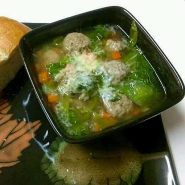 Receita de Sopa de Casamento Italiana do Chef John
