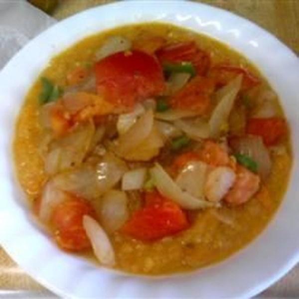 Dhal Amarelo - Receita de Sopa de Batata Doce