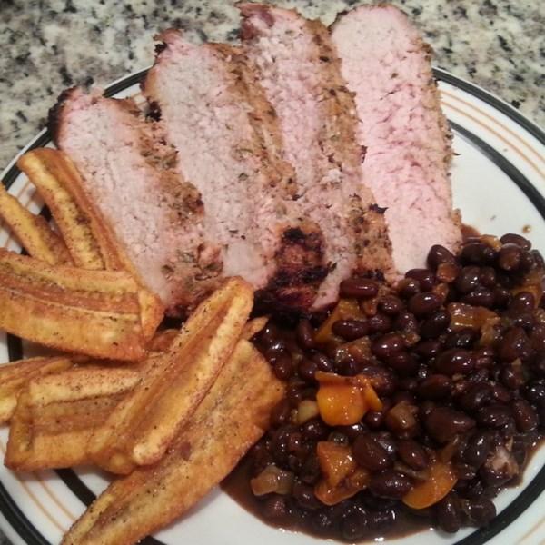 Chef John's Grilled Jerk Carne de Lombo Receita