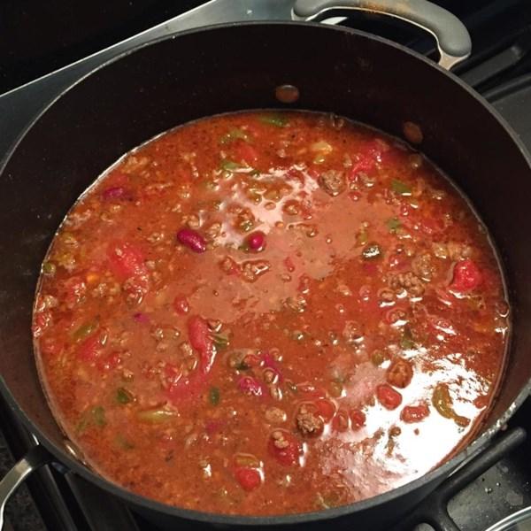 Receita de Taco Soup I