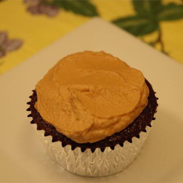 Receita de Cobertura de Manteiga de Amendoim Fofa
