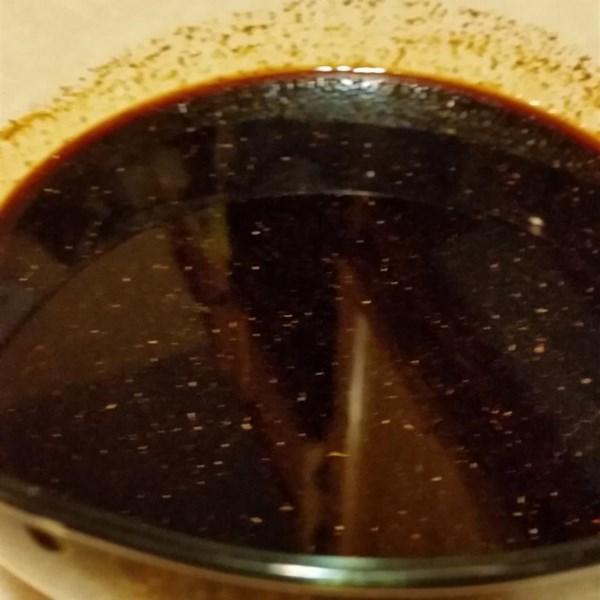 Receita kecap manis (molho de soja doce)