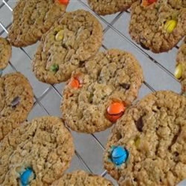 Receita de Biscoitos MonstroII