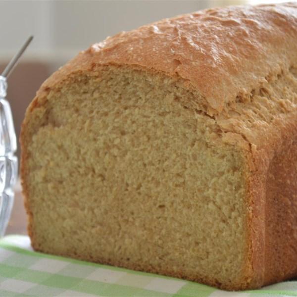 Receita de Pão de Trigo de Mel da Sra. Carrigan