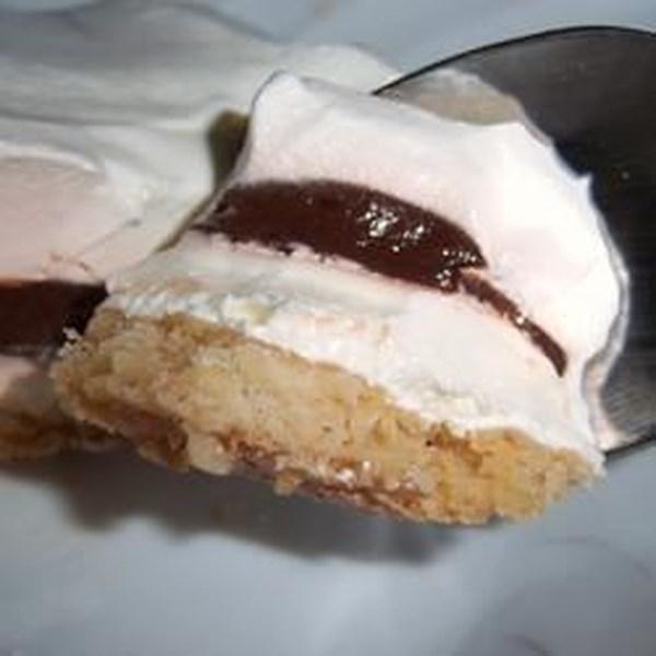 Receita de Torta de Nozes de Chocolate