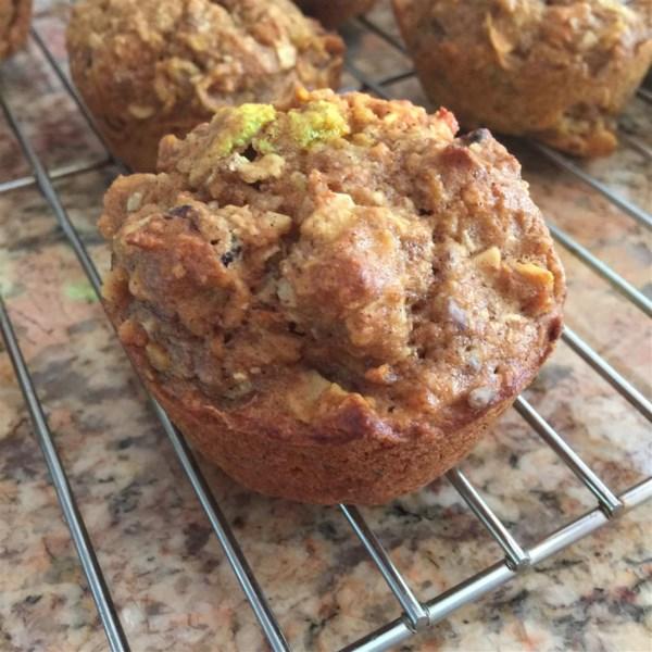 Melhor Receita de Muffins da Glória da Manhã