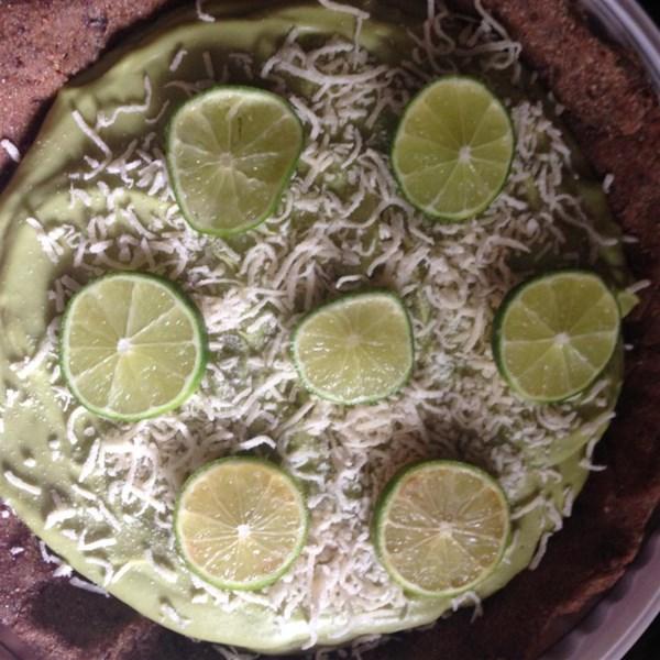 Receita de Torta de Limão VeganO