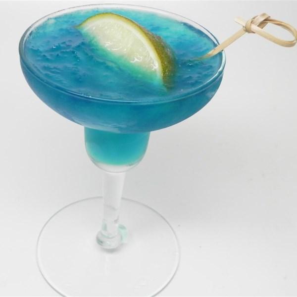 Receita de Margaritas da Lagoa Azul