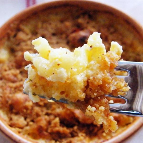 Receita fácil de macarrão sem glúten e queijo