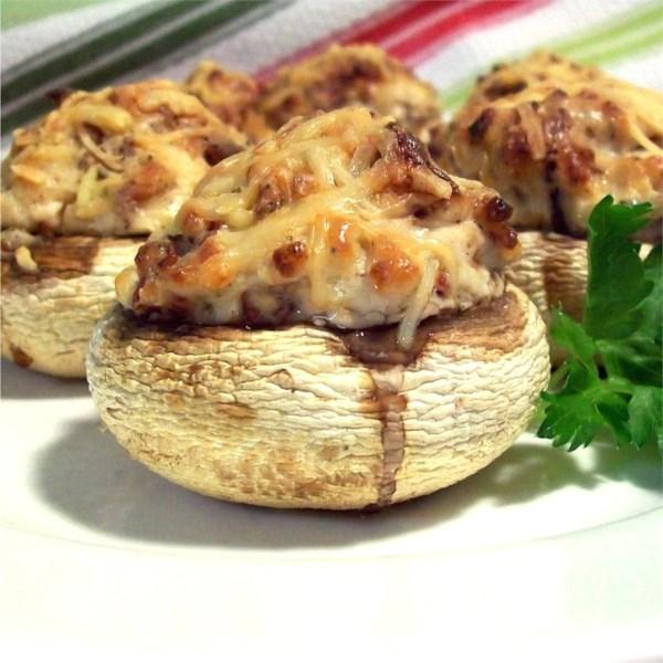 A melhor receita de cogumelos recheados