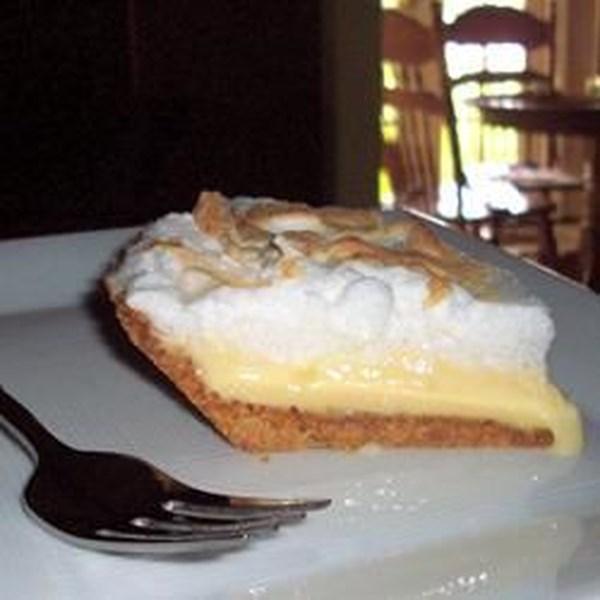 Receita de Torta de Gelo de Limão I