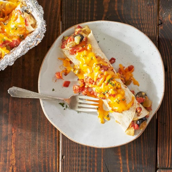 Receita de Enchiladas de Frango Fácil