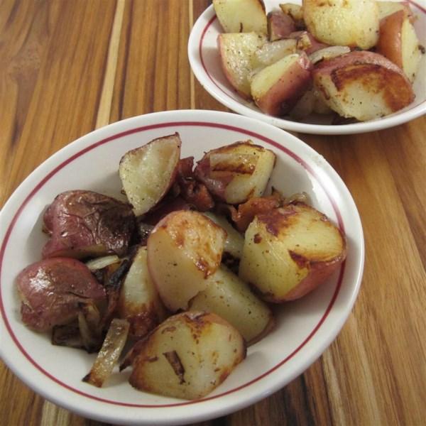 Receita de Batatas Fritas do Papai Kentucky Home