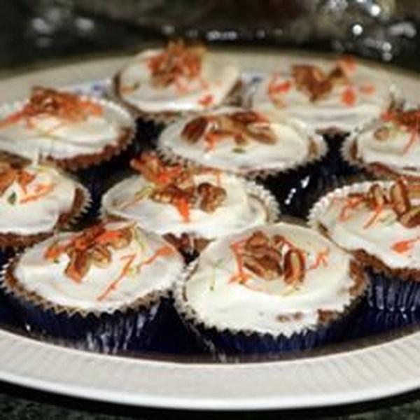Receita de Bolo de Abacaxi-Cenoura da mamãe