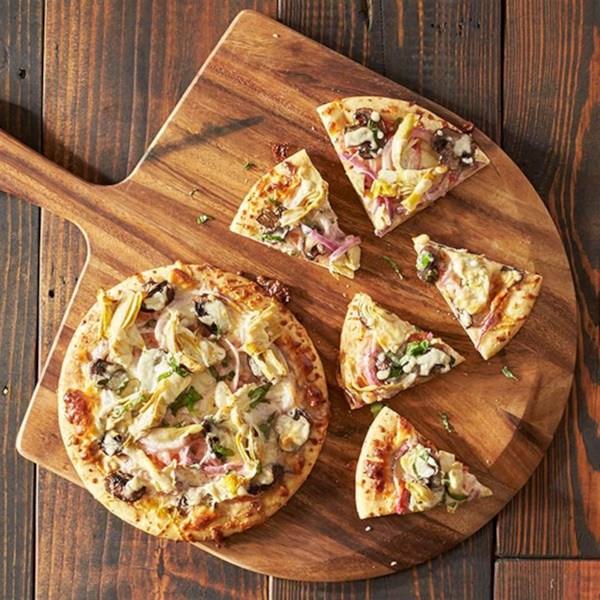 Receita de Pizza Grelhada da Califórnia