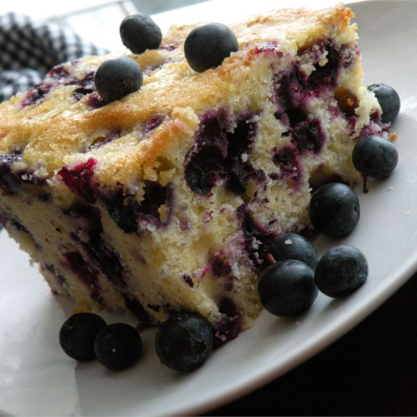 Melt In Your Mouth Blueberry Cake Photos Allrecipes Com