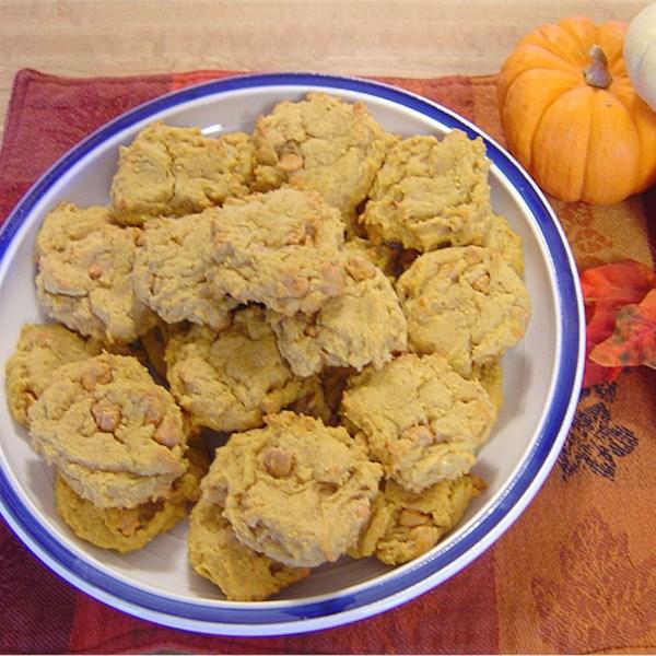 Biscoitos de abóbora I Receita