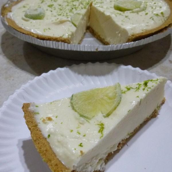 Receita de Torta de Limão da Flórida