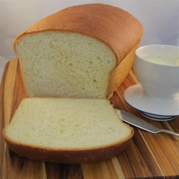 Receita de Pão Doce Português I