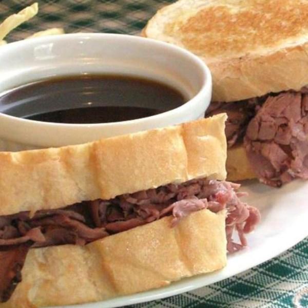 Receita de Sanduíches de Molho Francês Fácil