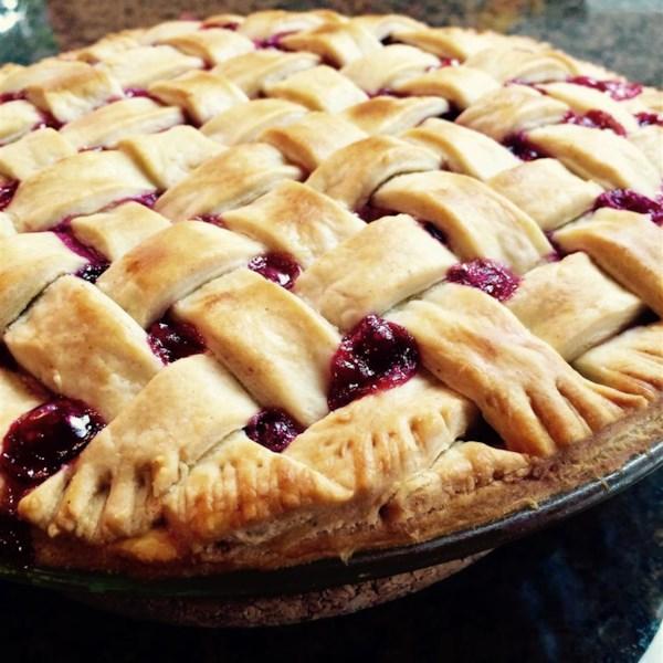 Receita de Torta de Bumbleberry I